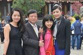 Chiều Xuân – Hồng Quân bật mí niềm hạnh phúc khi có hai cô con gái