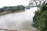 Phát hiện xác người phụ nữ lõa thể cụt tay nổi trên sông