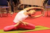 Những hình ảnh đẹp mê đắm của người yêu Yoga
