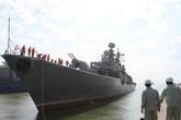 Đội tàu của Hải quân Liên bang Nga thăm Đà Nẵng