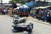 Tai nạn giao thông kinh hoàng, 9 người thương vong