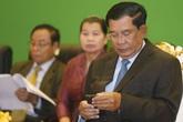 """Thủ tướng Campuchia phủ nhận mua """"like"""" Facebook"""