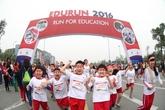 Giải chạy Edurun 2016: Hơn 10.000 người góp quỹ xây trường cho học sinh nghèo Quảng Trị