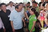 Ngày 30/4, Thủ tướng nói gì trước 3.000 công nhân