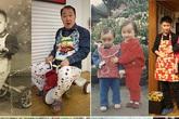 """Rộ mốt khoe ảnh """"xin 1 vé về tuổi thơ"""" của giới trẻ Trung Quốc"""