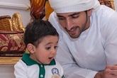 Hoàng tử Dubai khiến bao người ngưỡng mộ vì những hành động cao đẹp