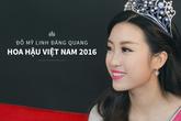 [INFOGRAPHIC] Sức cuốn hút đặc biệt của Hoa hậu Đỗ Mỹ Linh từ khi đăng quang