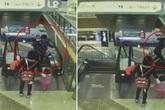Liên tiếp các vụ tai nạn thang cuốn khiến trẻ tử vong tại TQ