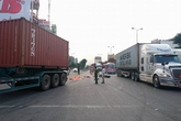 Hải Phòng: Đi đám ma về, 2 anh em ruột bị xe container đâm chết thảm