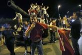 Vì sao cuộc đảo chính của quân đội Thổ Nhĩ Kỳ thất bại
