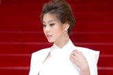 Á hậu Diễm Trang mang bầu 3 tháng