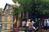 6 người trong gia đình thầy giáo tử vong trong đám cháy