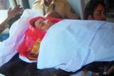 Hình ảnh cuối cùng của 'cô dâu 8 tuổi' trong tang lễ
