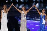 Á hậu Hoàn vũ bị trao nhầm vương miện đã từ bỏ danh hiệu