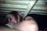 Cái kết bẽ bàng dành cho cô gái trốn dưới gầm giường để thử lòng bạn trai