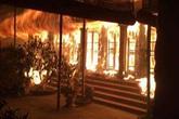 Vụ cháy chùa gần Hồ Tây: Nguyên nhân do chập điện