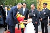 Ký ức đẹp của 4  bạn trẻ Việt từng được gặp ông Obama