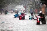 Từ mai, Hà Nội mưa dông diện rộng, kéo dài 3-4 ngày