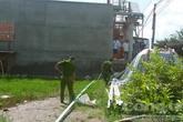 Hai công nhân bị điện giật tử vong khi thi công nhà nghỉ