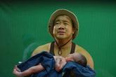 Vợ Hiếu Hiền nói gì khi bị chỉ trích cho con mới sinh 6 giờ đi đóng phim