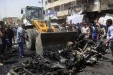 Đánh bom liên hoàn ở Iraq, gần 90 người thiệt mạng