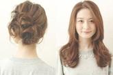3 kiểu tóc xinh tuyệt đối đi chơi Tết