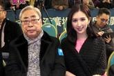 Đá bồ trẻ, kiều nữ TVB 'gắn như sam' với đại gia 78 tuổi