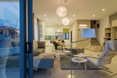 Ngôi nhà vừa đẹp, vừa Tây chiều lòng được phong cách sống của cả 3 thế hệ ở Hà Nội