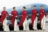 Mỗi nhân viên Vietnam Airlines làm ra 5,3 tỷ đồng trong năm 2015
