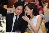 Những anh chàng phong độ bên hoa hậu, á hậu Việt