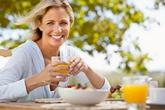 Sai lầm ăn uống sau mãn kinh