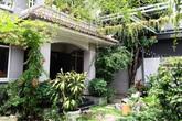 Cao Thái Sơn trải qua nhiều thất bại để có nhà vườn xanh mướt