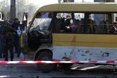 Đánh bom liều chết ở Afghanistan, 14 người thiệt mạng