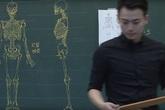Thầy giáo soái ca đã đẹp trai lại còn vẽ đẹp nhất thế giới