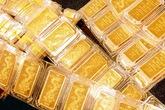 Vàng miếng SJC một chữ tiếp tục được mua bán bình thường