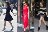Victoria Beckham bắt đầu sợ giày cao gót