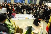 Người Hà Nội cầu nguyện cho nạn nhân vụ đánh bom Bỉ