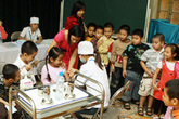 Nghệ An: Tỷ lệ trẻ được tiêm chủng đầy đủ đạt 95%