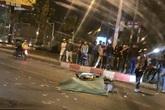 Hà Nội: Va chạm với xe tải, một sinh viên chết thảm