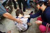 Cứu sống nữ sinh nhảy cầu Chương Dương tự tử