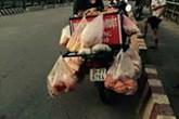 Bị truy đuổi, người bán bánh mì bỏ lại xe nhảy xuống sông Đà mất tích