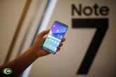 Samsung Galaxy Note 7 bị cấm sạc và ký gửi trên máy bay