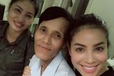 Phạm Hương hạnh phúc vì bố khỏe lại sau thời gian bệnh nặng