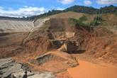Tìm thấy thi thể nạn nhân vụ vỡ hầm dẫn dòng thủy điện Sông Bung 2