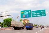 Từ 25/5, bắt đầu thu phí cao tốc Hà Nội – Bắc Giang