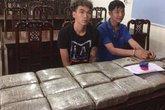 Nghệ An: Bắt hai đối tượng vận chuyển 32 kg cần sa