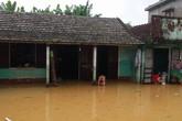 Quảng Trị: Lũ lên bất ngờ, hơn 2.000 hộ dân bị ngập sâu, một người mất tích