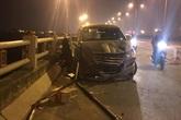 Hà Nội: Nam sinh viên thiệt mạng vì bị ô tô tông xuống cầu Thanh Trì