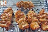 Tự làm thịt xiên nướng thơm lừng góc bếp