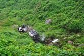 Tai nạn ở đèo Hải Vân, 2 người thương vong